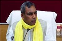 योगी सरकार के 1 वर्ष पूरा होने पर आयोजित समारोह का उनके ही मंत्री ने किया बहिष्कार