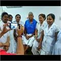 अस्पताल में दिखा लालू का अलग अंदाज, नर्सों के साथ खिंचवाई फोटो