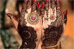हाथों और पैरों की खूबसूरती बढ़ाएंगे ये Mehandi Design
