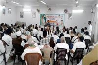 जनता ने स्पष्ट रूप से बीजेपी को नकारा और कार्यशैली को किया बेनकाब- जयंत चौधरी