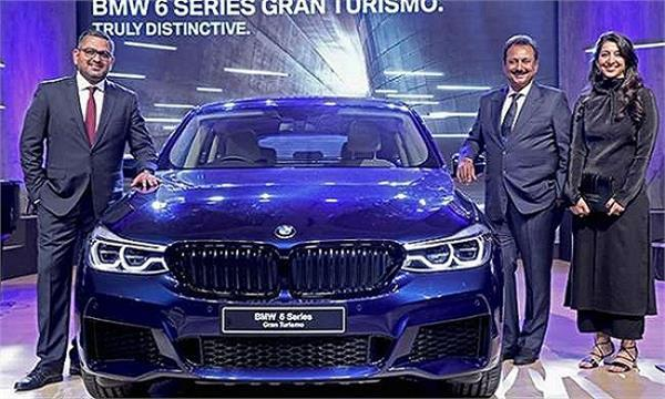 BMW ने भारत में लांच की 6 सीरीज ग्रैन टूरिज्मो, जानें फीचर्स