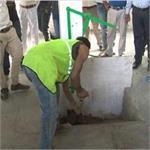स्वच्छ भारत अभियान की ओर आगरा नगर निगम ने बढ़ाया सराहनीय कदम
