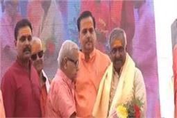 RSS के प्रचारक संजय जोशी ने PM की तारीफ में बांधें पुल, विनय कटियार के बयान से किया किनारा