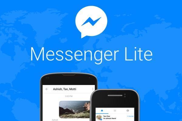 Facebook मैसेंजर लाइट एप्प में शामिल हुअा वीडियो कॉलिंग फीचर