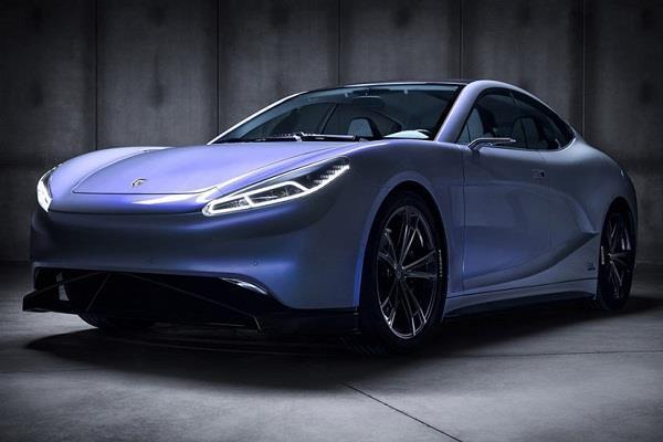 Geneva Motor Show 2018: LVCHI ने पेश की वेनेरे इलैक्ट्रिक लिमोज़िन