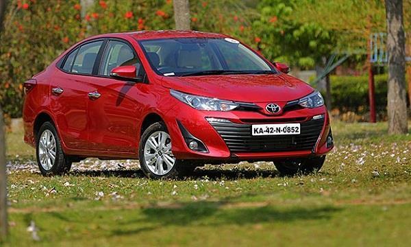 Toyota ने भारत में लांच की अपनी नई Yaris Sedan