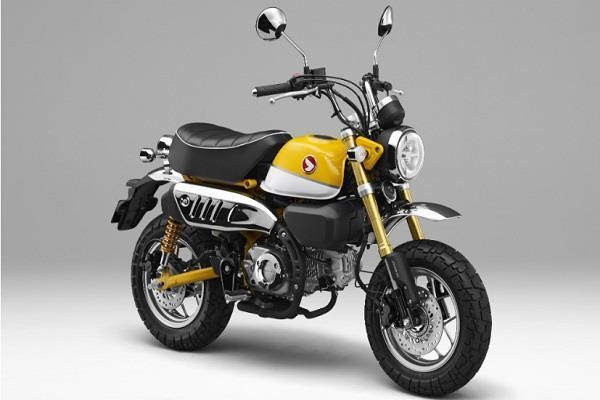 होंडा ने की नई मंकी 125 मोटरसाइकिल के उत्पादन की पुष्टि