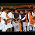 वीर कुंवर सिंह के विजयोत्सव कार्यक्रम में बोले गृहमंत्री- देश को हिंदू-मुसलमान में मत बांटो