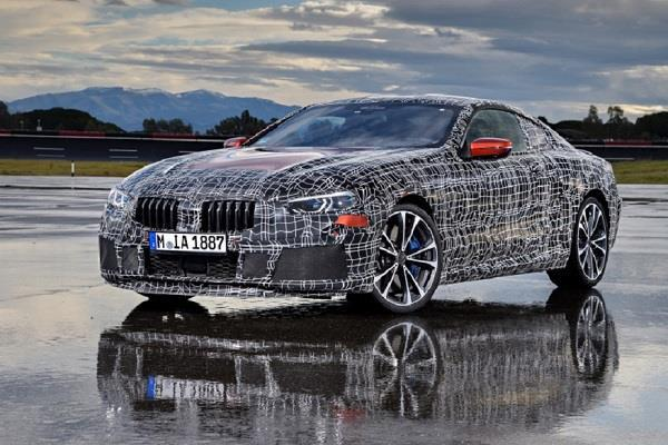 जल्द लांच होगी BMW 8 सीरीज की यह नई कार