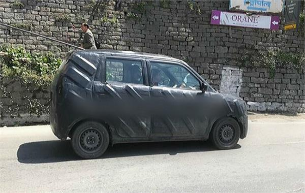 टेस्टिंग के दौरान स्पॉट हुई Maruti Suzuki Wagon R, जल्द होगी लांच