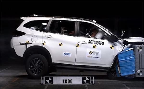 टोयोटा की इस कार को क्रैश टेस्ट में मिली 5 स्टार रेटिंग
