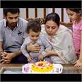 लालू की बड़ी बेटी ने जन्मदिन से एक दिन पहले काटा केक, शाम को पिता के साथ जाएंगी मुंबई