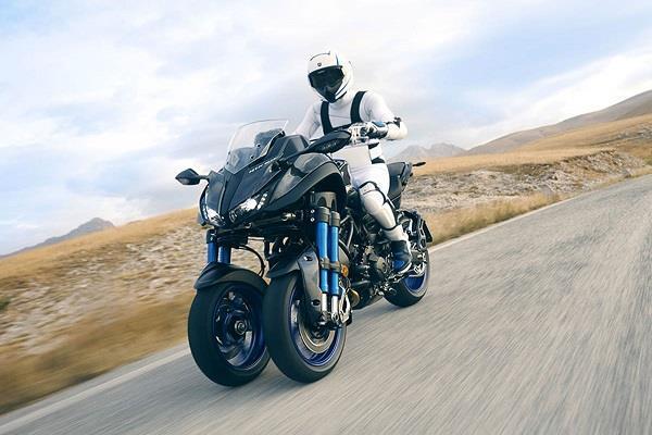 यामाहा की इस तीन पहियों वाली बाइक की कीमत का हुअा खुलासा