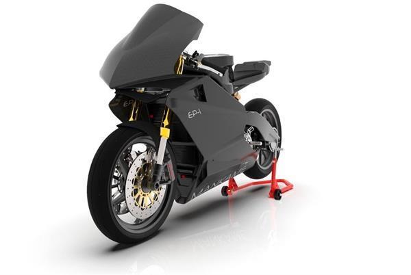 भारत में बनाया गया एक चार्ज में 500-km तक चलने वाला इलैक्ट्रिक स्पोर्ट्स बाइक