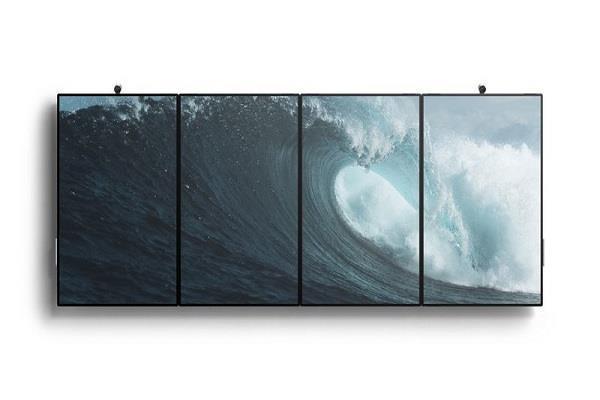आधुनिक कार्यस्थलों के लिए माइक्रोसॉफ्ट ने पेश किया 'Surface Hub 2'