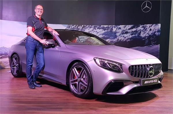 2.55 करोड़ रुपए में मर्सिडीज ने लांच की नई लग्ज़री AMG S63 Coupe