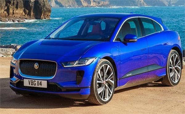 पावर और परफॉर्मेंस का बेहतरीन मेल है इलैक्ट्रिक Jaguar I-Pace
