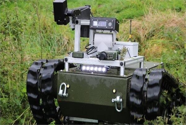 ब्रिटिश आर्मी को मिलेगी सुरक्षा, युद्ध मैदान में मदद के लिए शामिल किए जाएंगे रोबोट्स