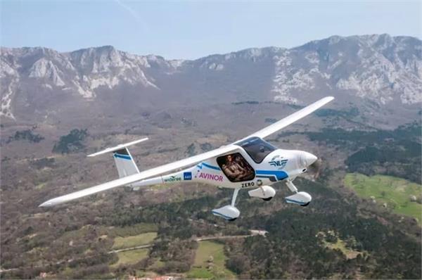 पहला इलैक्ट्रिक पावर्ड प्लेन, सस्ती हो सकता है हवाई सफर