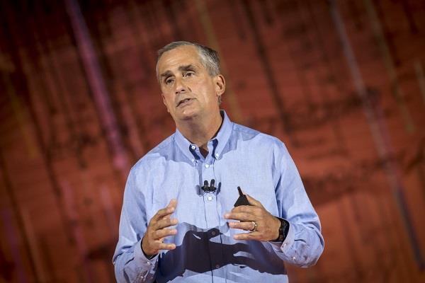 इंटेल के मुख्य कार्यकारी अध्यक्ष ब्रायन क्रेजनिक ने दिया इस्तीफा