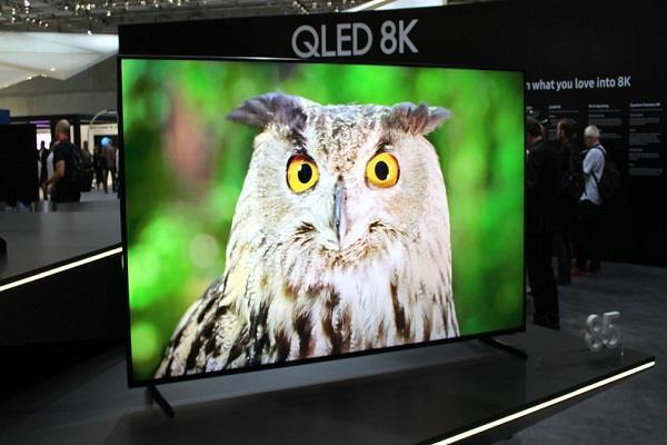 टीवी देखने के अनुभव को बदल देगा सैमसंग का 8K QLED TV