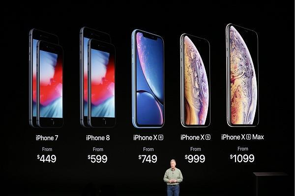 एप्पल ने लांच किया iPhone XS, XS मैक्स, मिलेगा डुअल सिम सपोर्ट