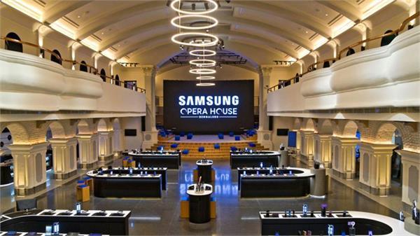 सैमसंग ने भारत में खोला दुनिया का सबसे बड़ा मोबाइल एक्सपीरियंस सेंटर