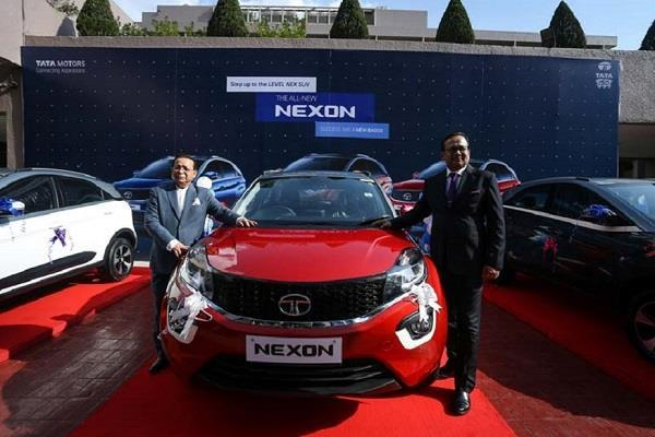 टाटा मोटर्स ने इस देश में लांच की अपनी कॉम्पैक्ट एसयूवी Nexon
