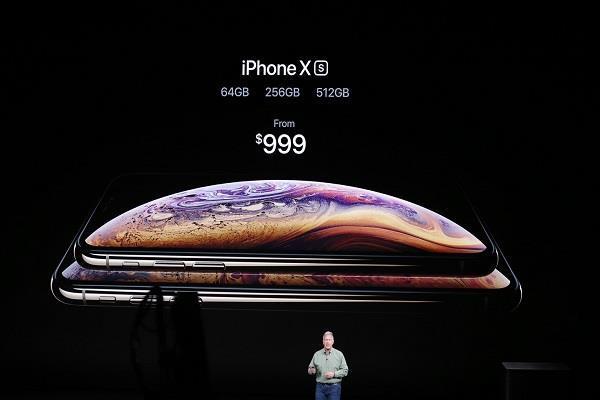 एप्पल iPhone XS का एंड्रॉयड स्मार्टफोन के साथ कंपटीशन