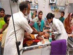 मुजफ्फरपुर में चमकी बुखार से मरने वाले बच्चों की संख्या बढ़कर 135 हुई, बिहार में कुल 158 की मौत