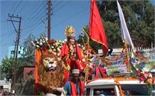 दशमी पर विशेष पूजा का आयोजन, कोसी नदी में होगा दुर्गा विसर्जन