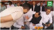 जयराम के मंत्री ने अफसर को सेरआम किया अपमानित, पत्रकार का छीना मोबाइल