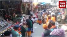 15वें वित्त आयोग की टीम पहुंची गंगोत्री धाम, वित्त मंत्री ने जिले की समस्याओं से टीम को कराया अवगत