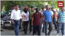 हिस्ट्रीशीटर नीरज वाल्मीकि हत्याकांड का पुलिस ने किया खुलासा, 3 आरोपियों को किया गिरफ्तार