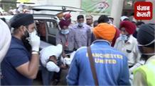 Amritsar Train Accident: मदद के लिए अमृतसर पहुंची खालसा एड की टीम