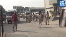 हड़ताल पर प्रशासन ने दिखाई सख्ती, कई जगह हुई बर्खास्तगी और गिरफ्तारियां