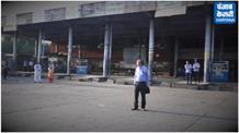 प्रदेशभर में रोडवेज कर्मचारियों की हड़ताल, थमे बसों के पहिए