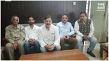 चुनावी मोड़ में राजेश धर्माणी, bjp पर लगाए ये आरोप