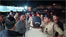 नशे में धुत एम्स के छात्रों ने स्थानीयों को पीटा, छात्र गिरफ्तार