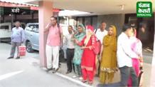 हरिजन बस्ती को जाने वाल मार्ग पर अवैध कब्जा, ग्रामीणों ने डीसी से लगाई गुहार