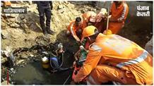 नाले में गिरने से 8 साल की मासूम की मौत, NDRF की टीम ने शव को किया बरामद