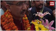 देहरादून में कांग्रेस से दिनेश अग्रवाल मेयर पद के उम्मीदवार, बीजेपी ने सुनील उनियाल पर जताया भरोसा