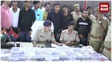 भाई ने ही की करोड़ों रुपए की चोरी, एक किलो 430 ग्राम सोना और 16 लाख रुपए बरामद