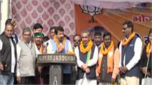 झूठे राहुल गांधी के अनाड़ी बयान कांग्रेस के लिए घातक- मनोज तिवारी