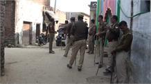 रामपुर में दो पक्षों के बीच हुई फायरिंग, छर्रा लगने से घायल हुए दो लोग
