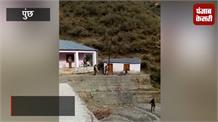 पोलिंग बूथ में फर्जी वोट डालने को लेकर बवाल, दो गुटों में जमकर चले पत्थर