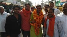बेटे की एक विवादित पोस्ट BJP प्रत्याशी को पड़ी महंगी! ग्रामीणों ने उल्टे पैर भगाया