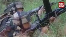 केरन सेक्टर में सेना ने घुसपैठियों को खदेड़ा, मुठभेड़ में दो आतंकी हुए ढेर