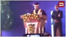 राष्ट्रपति रामनाथ कोविंद ने मेधावी छात्रों को दी उपाधि, कहा- देश को बेटियों पर है नाज