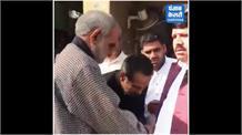 नशे में धुत HCS अधिकारी ने दी भाजपा विधायक को गाली, पांव छूकर मांगी माफी